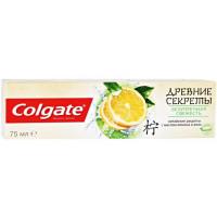 Паста зубная Колгейт Древние секреты безупречная свежесть 75мл