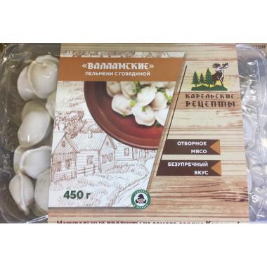 Пельмени Карельские рецепты Валаамские говядина 450г