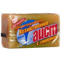 Мыло хозяйственное Аист с глицерином 150г