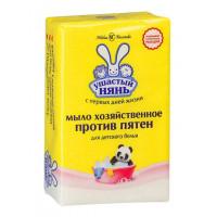 Мыло Ушастый нянь хозяйственное детское 180г