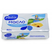 Масло Валио кисло-сливочное 82,5% 180г