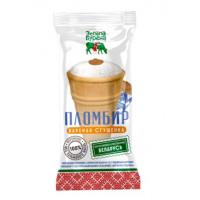 Мороженое Зелена-Бурена пломбир вареная сгущенка 15% 70г