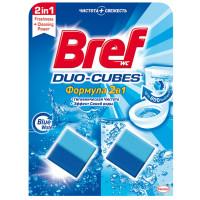 Средство Бреф дуо-кубики для унитаза 2*50гр