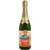 Напиток газированный Живые соки Волшебное виноградно-персиковый 0,75л