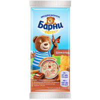 Пирожное Медвежонок Барни с шоколадной начинкой 30г