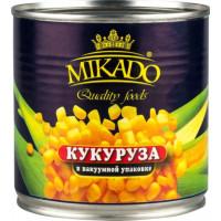 Кукуруза Микадо ж/б 425мл