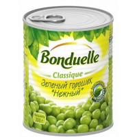 Горошек Бондюэль зеленый нежный 300г
