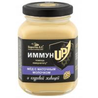 Мед Берестов А.С. Иммун с маточным молочком 200г