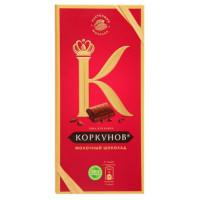 Шоколад А. Коркунов молочный 90г
