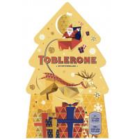 Набор Тоблероне швейцарского шоколада 40г Елочка