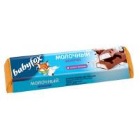 Шоколад КДВ Бебифокс с молочной начинкой 47г