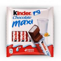 Шоколад Киндер макси 84г
