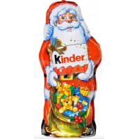 Шоколад Киндер с молочным слоем Дед Мороз 110г
