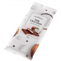 Шоколад Коммунарка молочный с кокосовой нугой 85г