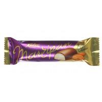 Батончик Калев марципановый с шоколадной глазурью 40г