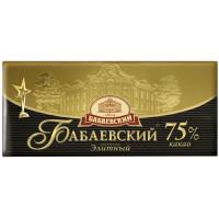 Шоколад Бабаевский элитный 200г