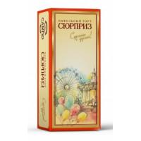 Торт Хлебозавод Сампо Сюрприз вафельный 300г
