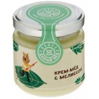 Мед Добрый мёд кремовый с мелиссой 220г