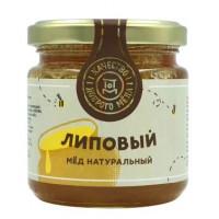 Мед Добрый мёд липовый 250г