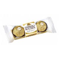 Конфеты Ферреро роше из крема и цельным лесным орехом 37,5г