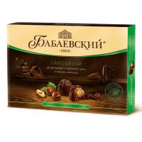 Конфеты Бабаевский с фундуком и ореховым кремом 200г