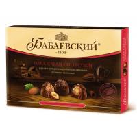 Конфеты Бабаевский с фундуком и дробленным миндалем 200г