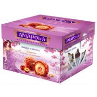 Конфеты Амапола фундук-ваниль 100г