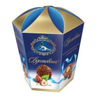 Конфеты Бабаевский Вдохновение шок-орех крем целый фундук 150г