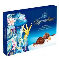 Конфеты Бабаевский вдохновение шоколадное пралине дробленый фундук 215г