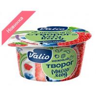 Творог Валио с черникой и клубникой 3,5% 140г