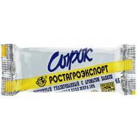 Сырок Ростагроэкспорт творожный глазированный с ванилином 20% 45г