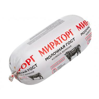 Колбаса Мираторг молочная 470г