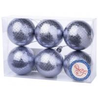 Набор 80687 Феникс шаров фиолетовые 6шт