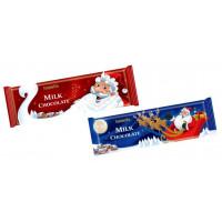 Шоколад Терравита Дед мороз молочный 250г НГ