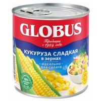 Кукуруза Глобус деликатес ж/бн 340г